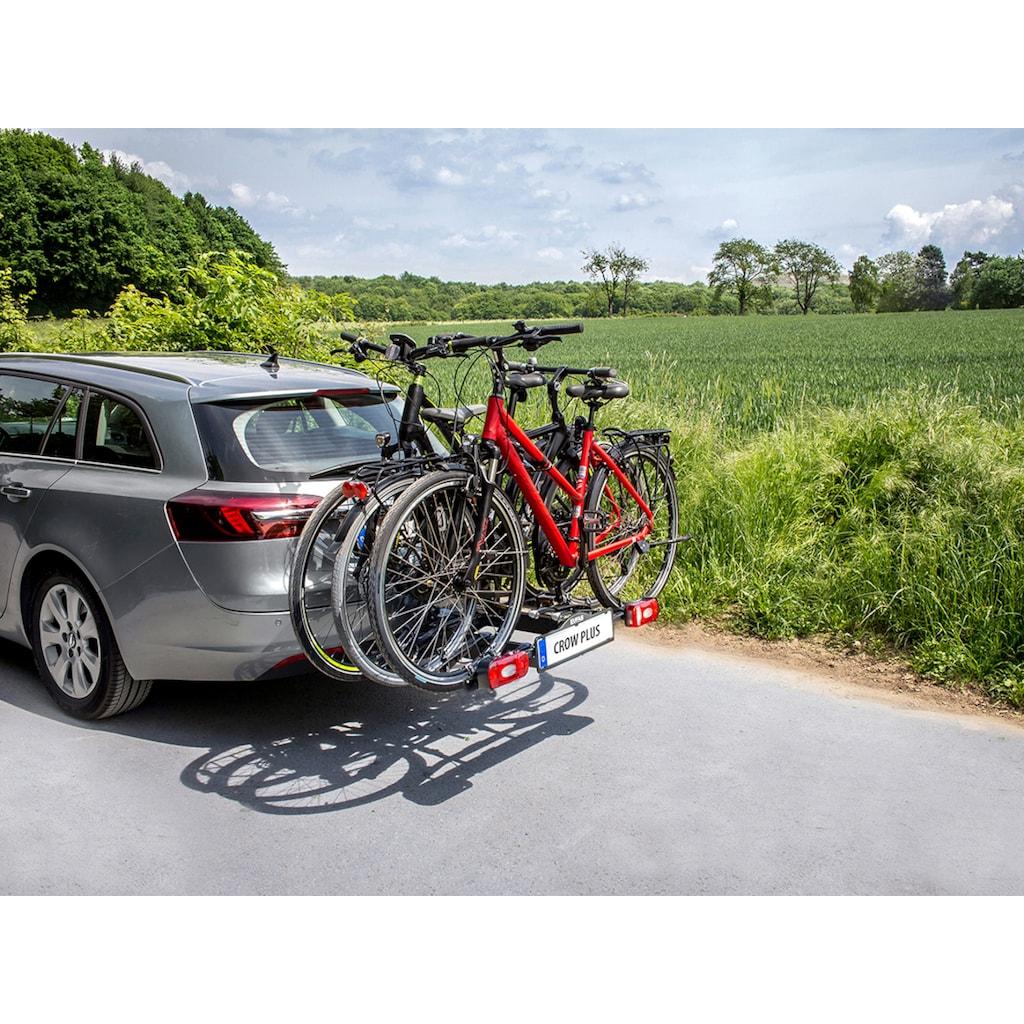 EUFAB Fahrradträger-Erweiterung »CROW PLUS«