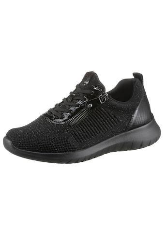 Remonte Sneaker, mit feinem Metallic-Schimmer kaufen