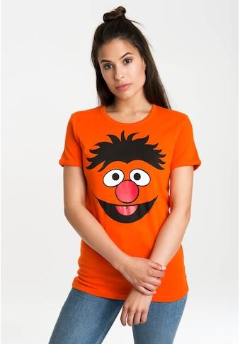 LOGOSHIRT T-Shirt »Ernie«, mit lizenziertem Originaldesign kaufen