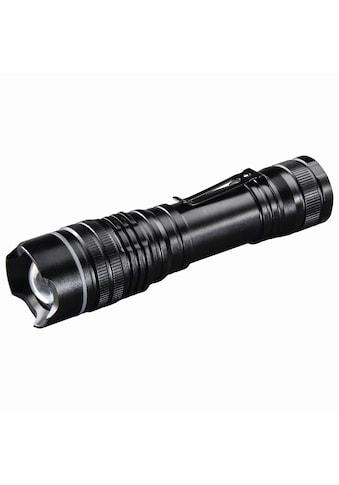 Hama LED Taschenlampe Outdoor mit Clip, 330 Lumen, 3 Lichtmodi »fokussierbar, Professional« kaufen