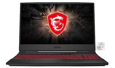 MSI GL65 10SER - 201 Leopard Ultrabook (39,6 cm / 15,6 Zoll, Intel,Core i7, 0 GB HDD, 512 GB SSD) kaufen