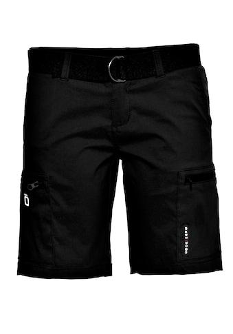 CODE-ZERO Shorts »Luff Short Damen«, Gürtel kaufen