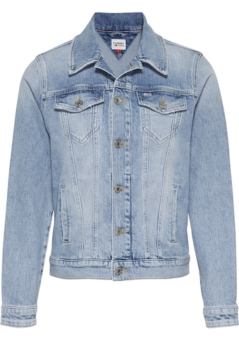 Tommy Jeans Jeansjacke »OVERSIZE TRUCKER JACKET ALBCD«, mit Oversized-Form im Trucker-Stil kaufen