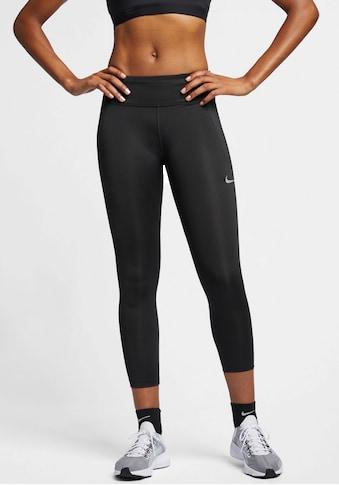 Nike Lauftights »Women's 7/8 Running Crops« kaufen