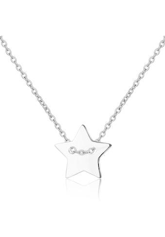 AILORIA Kette mit Anhänger »LORIANE Halskette mit Stern-Charm«, aus 925 Sterling Silver kaufen