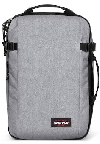 Eastpak Laptoprucksack »Morepack, sunday grey«, enthält recyceltes Material (Global... kaufen