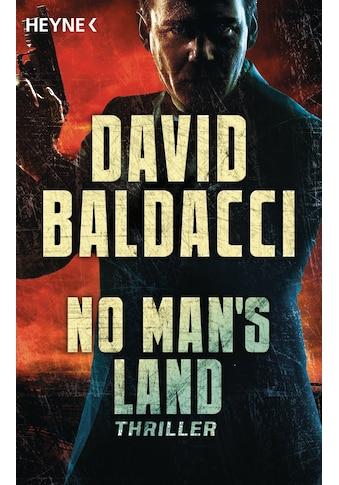 Buch »No Man's Land / David Baldacci, Norbert Jakober« kaufen