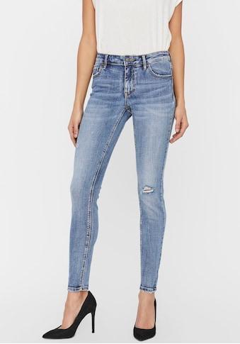 Vero Moda Skinny-fit-Jeans »VMLYDIA DESTROYED« kaufen