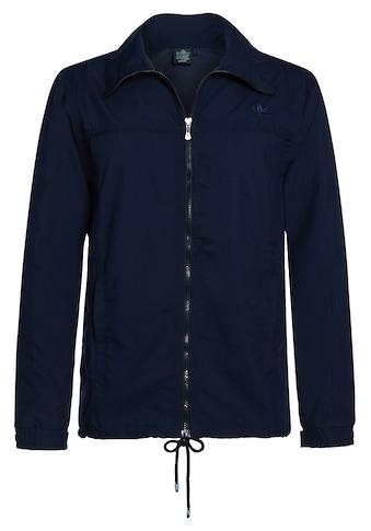 AHORN SPORTSWEAR Trainingsjacke mit Kordelzug kaufen