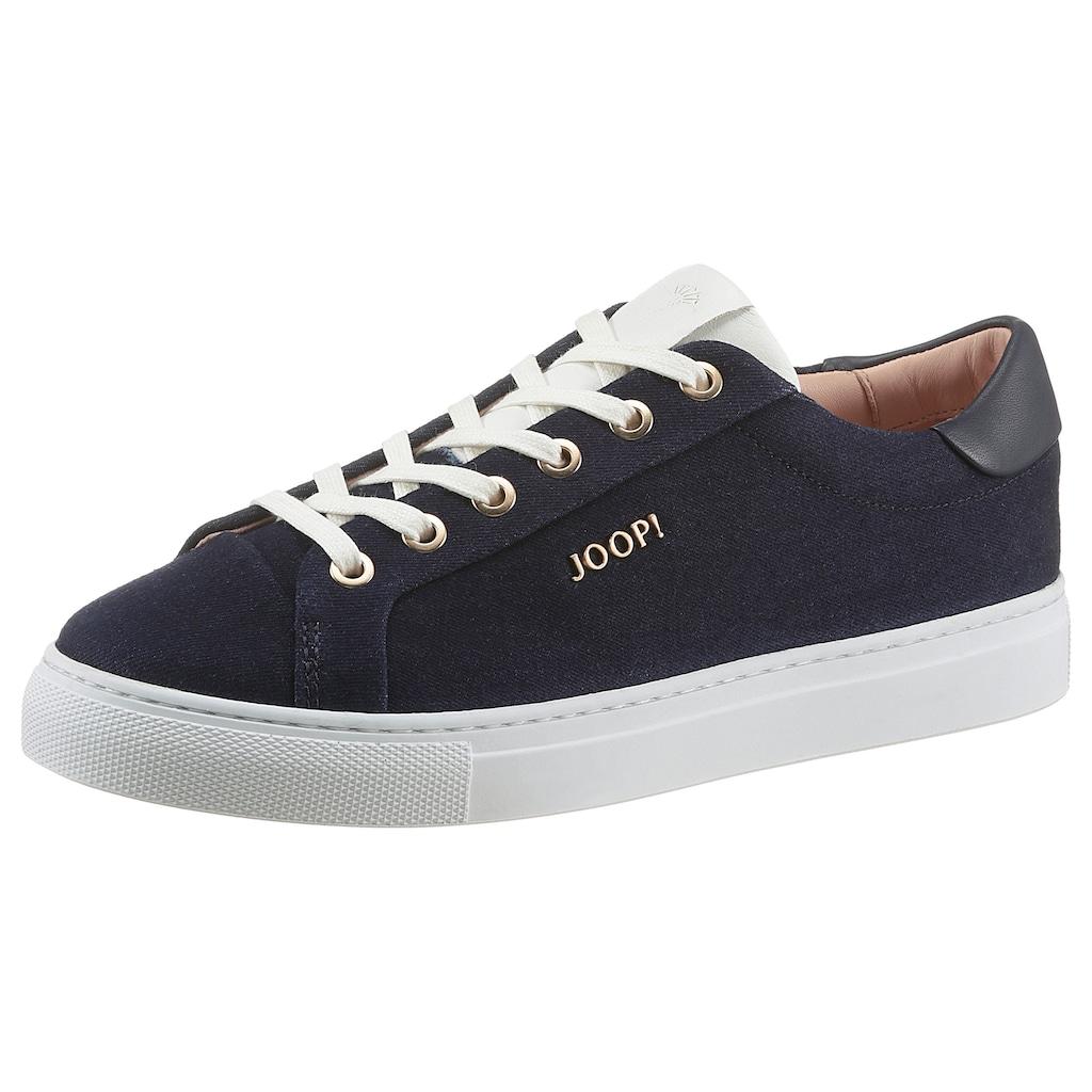 Joop! Sneaker »Denim Due Coralie«, mit weichem Schaftrand