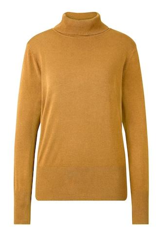 Casual Looks Pullover mit Rollkragen kaufen