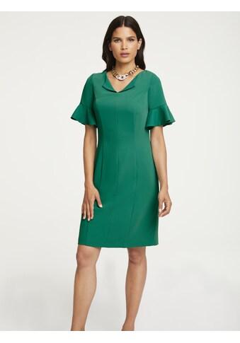 Kleid mit Volants kaufen