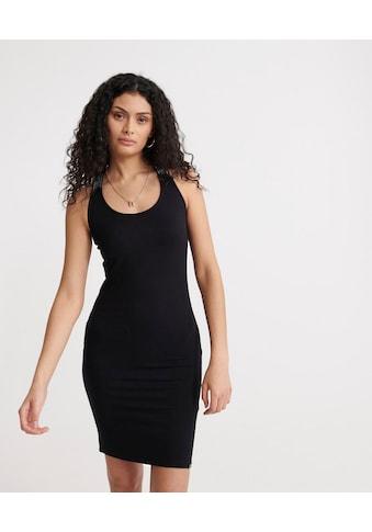 Superdry Jerseykleid »CITY JACQUARD BODYCON DRESS« kaufen