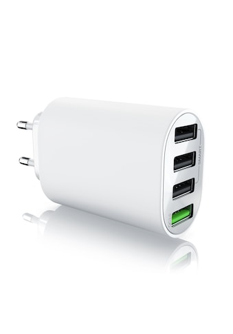 Aplic 4 Port USB Ladegerät mit Quick Charge 3.0 kaufen