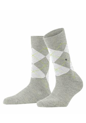 Burlington Socken »Neon Pixel King«, (1 Paar), mit Baumwolle kaufen