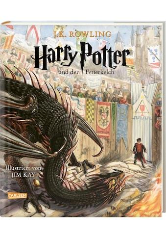 Buch »Harry Potter und der Feuerkelch (farbig illustrierte Schmuckausgabe) (Harry... kaufen