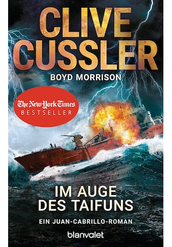 Buch »Im Auge des Taifuns / Clive Cussler, Boyd Morrison, Michael Kubiak« kaufen