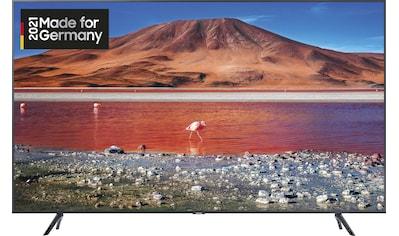 """Samsung LED-Fernseher »GU65TU7199U«, 163 cm/65 """", 4K Ultra HD, Smart-TV, Crystal UHD kaufen"""