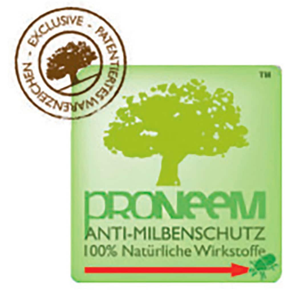 Schlaf-Gut Kaltschaummatratze »Medisan DeLuxe KS«, (1 St.), Getestete Qualität - natürlich wirksam gegen Milben!