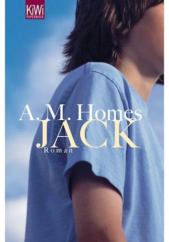 Buch »Jack / A.M. Homes« kaufen