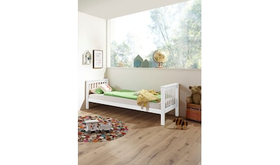 Relita Einzelbett »Kick«, mit Rolllattenrost, Buche kaufen