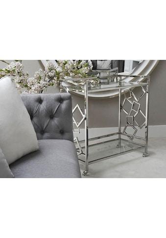 Leonique Servierwagen »Karla«, sehr dekoratives Möbelstück kaufen