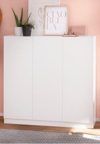 borchardt Möbel Schuhschrank »Vaasa3«, Breite 114 cm kaufen