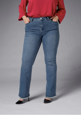 GMK Curvy Collection Bootcut - Jeans kaufen