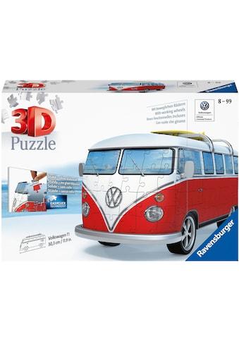 Ravensburger 3D-Puzzle »Volkswagen Bus T1«, Made in Europe, FSC® - schützt Wald -... kaufen