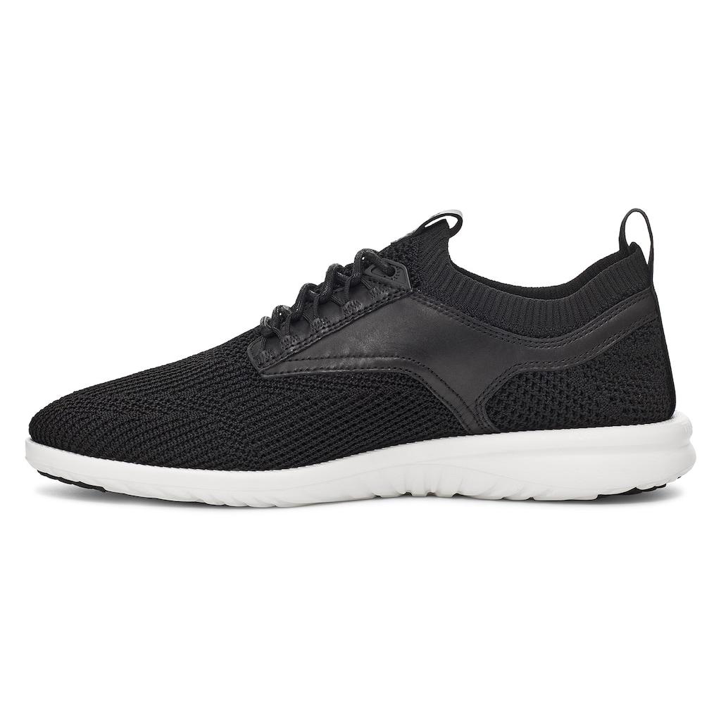 UGG Sneaker »Hyperweave«, in coolem Materialmix