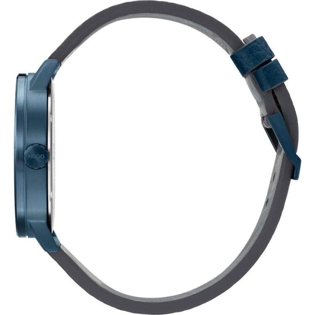 HUGO Quarzuhr »#RASE, 1530116«