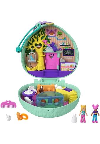 Mattel® Spielwelt »Polly Pocket Igel-Café Schatulle«, Sammelfigur kaufen