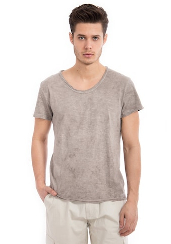 Way of Glory T-Shirt, Round neck im dunkle Waschung kaufen
