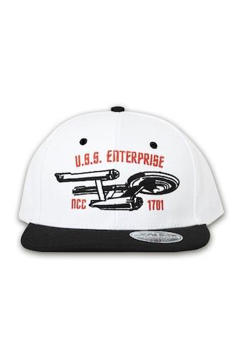 Hybris Snapback Cap, mit USS-Enterprise-Stickerei kaufen
