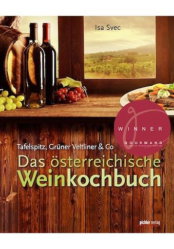 Buch »Das österreichische Weinkochbuch / Isa Svec« kaufen