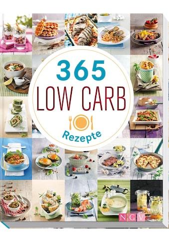 Buch »365 Low-Carb-Rezepte / DIVERSE« kaufen