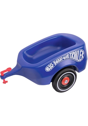 BIG Kinderfahrzeug-Anhänger »BIG Bobby Car Trailer, Royalblau«, Made in Germany kaufen