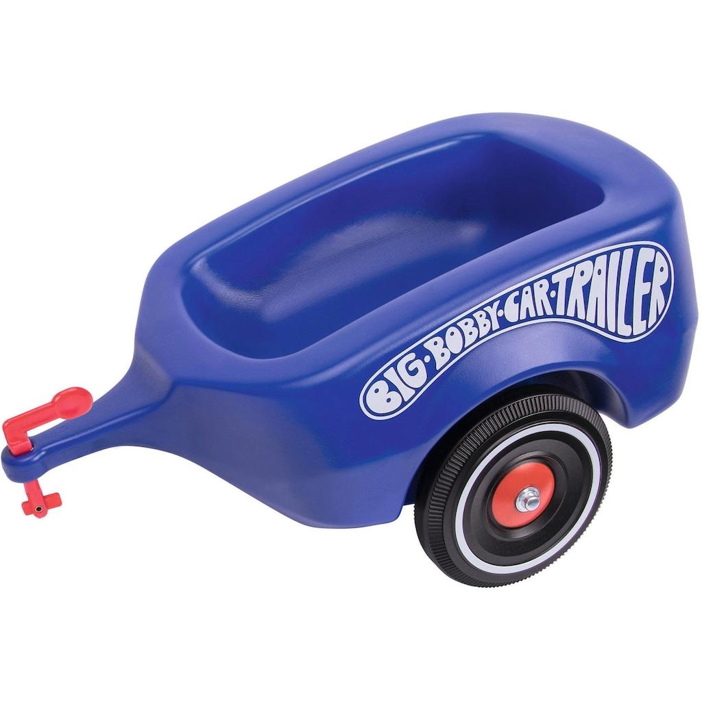 BIG Kinderfahrzeug-Anhänger »BIG Bobby Car Trailer, Royalblau«, Made in Germany