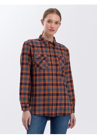 Cross Jeans® Flanellhemd »75281«, Flanellhemd im Holzfäller-Look kaufen