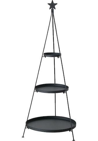BOLTZE Dekoetagere »Silia«, Höhe ca. 101 cm kaufen