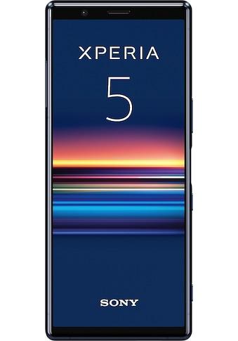 Sony Xperia 5 Smartphone (15,5 cm / 6,1 Zoll, 128 GB, 12 MP Kamera) kaufen