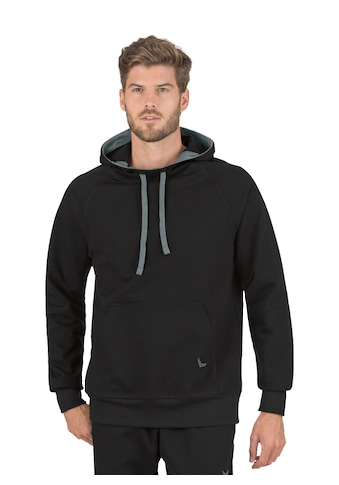 Trigema Kapuzensweatshirt aus Biobaumwolle kaufen