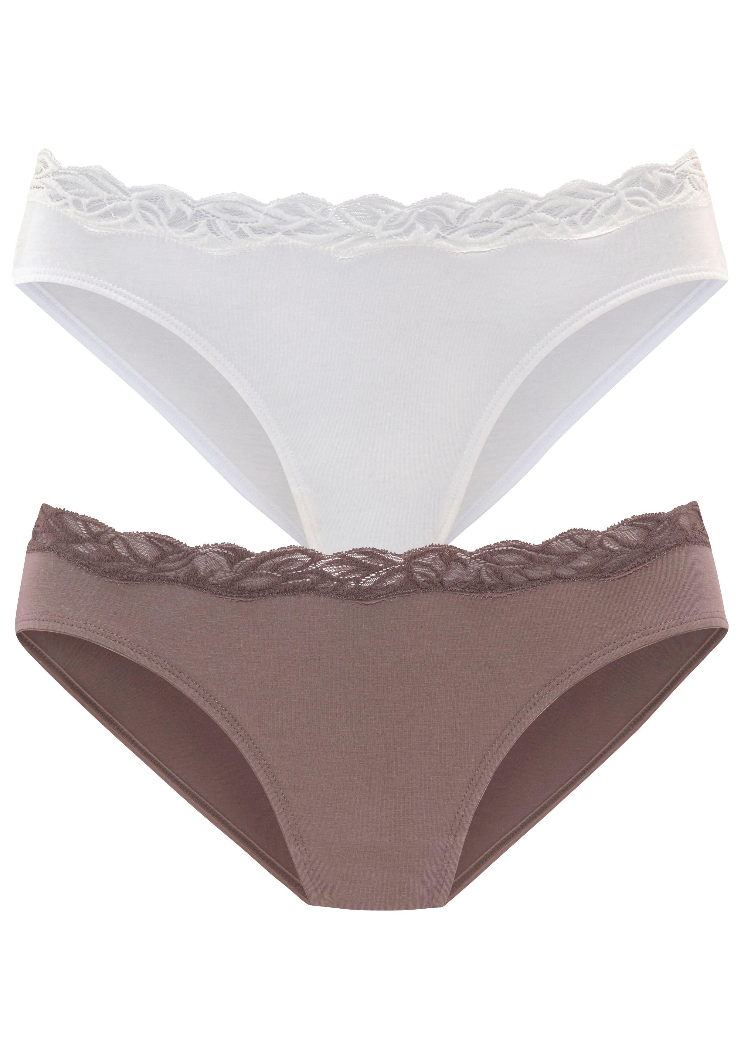 Image of LASCANA Bikinislip (2 Stück)