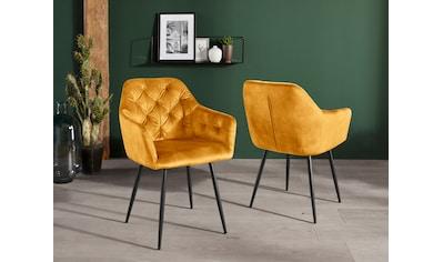HELA Armlehnstuhl »Kira«, 2 Stück kaufen
