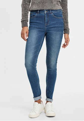 OXMO 5-Pocket-Jeans »Lenna«, 5-Pocket-Denimhose kaufen