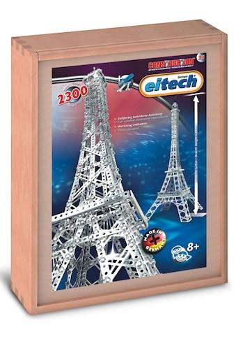 """Eitech Metallbaukasten """"Eiffelturm"""", Metall, (2300 - tlg.) kaufen"""