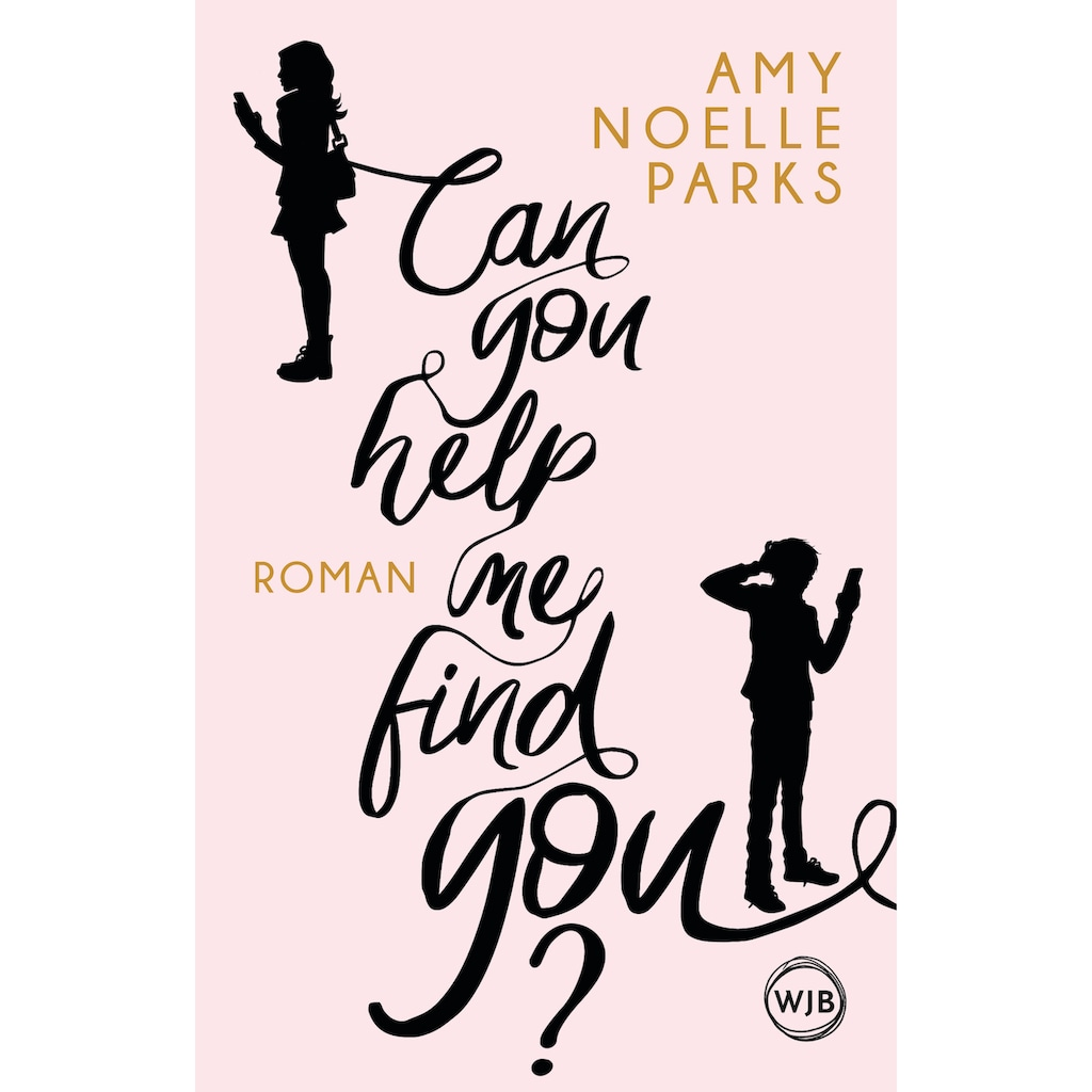 Buch »Can you help me find you? / Amy Noelle Parks, Henriette Zeltner«