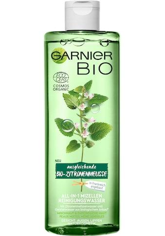 GARNIER Gesichtswasser »Bio Ausgleichende Bio-Zitronenmelisse All-in-1 Mizellen« kaufen