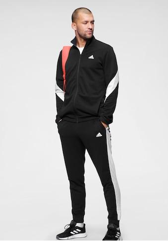 adidas Performance Trainingsanzug »ADIDAS SPORTSWEAR COTTON« kaufen