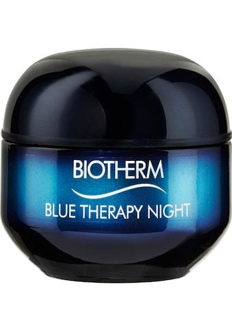 BIOTHERM Nachtcreme »Blue Therapy Night Cream«, Anti-Aging kaufen